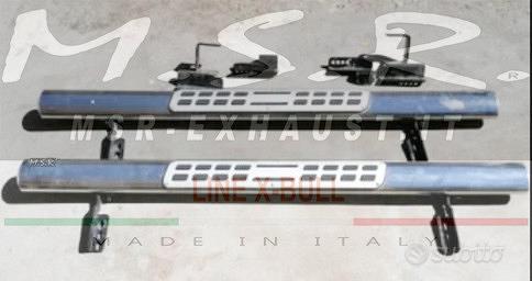 Range rover mazda bt50 b2500 cx7 tribute pedane