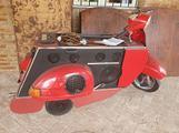 Vespa Px Pk 125 200 250 Senza Motore Mobile
