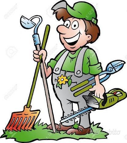 Giardiniere e tuttofare - manutenzioni