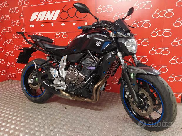 Yamaha MT-07 - 2015