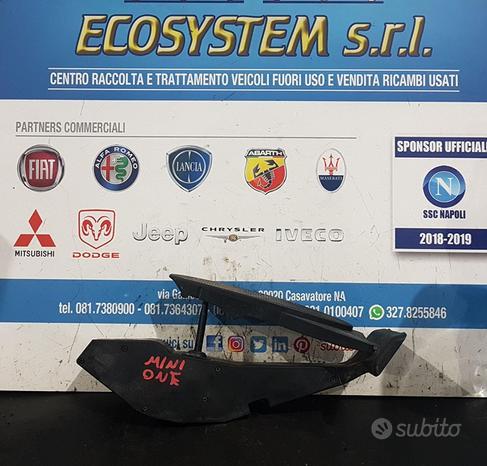 PEDALE ACCELERATORE MINI One 1° Serie 1600 benzina