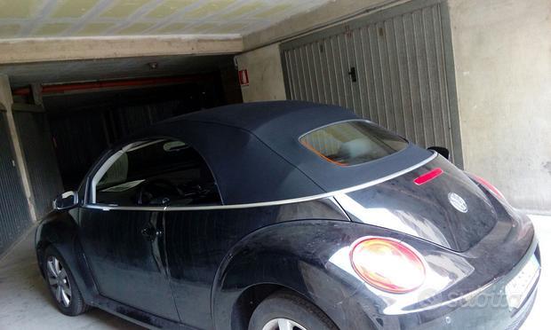 Capote New Beetle nuova con lunotto rinforzato