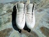 Pattini da ghiaccio numero 35 - Edea / Lama MK
