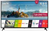 Lg 55uj630v 55 4k ultra hd smart tv wi-fi nero,