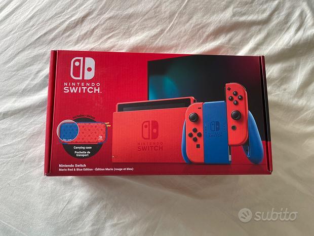 Nintendo Switch Limited Edition Super Mario