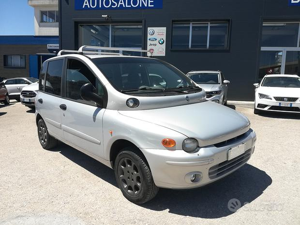 Fiat Multipla 1.6 Bi-Power I° Serie DA AMATORI