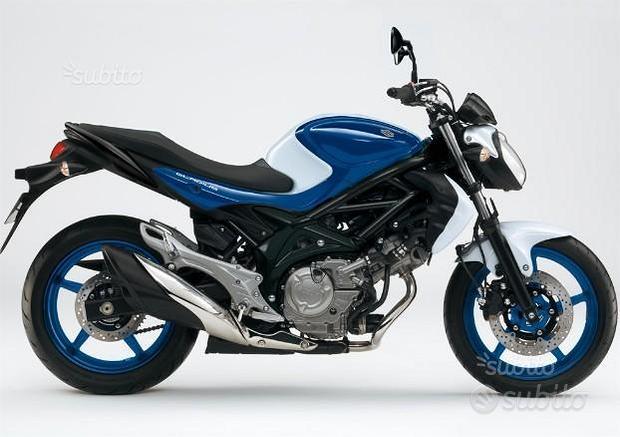 Suzuki sfv 650 gladius del 2013 - ricambi