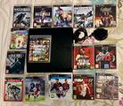 Playstation ps3 - consolle - giochi - tastiera