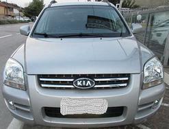 KIA Sportage 2000diesel 4x4 disinseribile