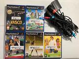 Singstar microfoni e giochi per PlayStation 2 Ps2