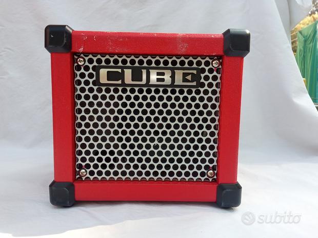 Amplificatore mini cube gx