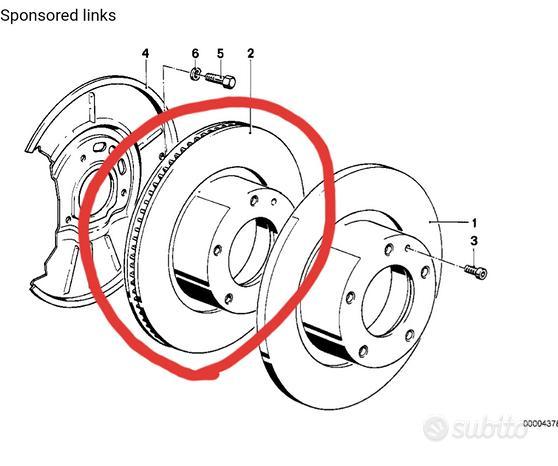 BMW Z3 pinze freno 2.8