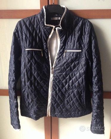 Piumino leggero corto giacca