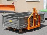 Cassone per trattore 1600 Deleks