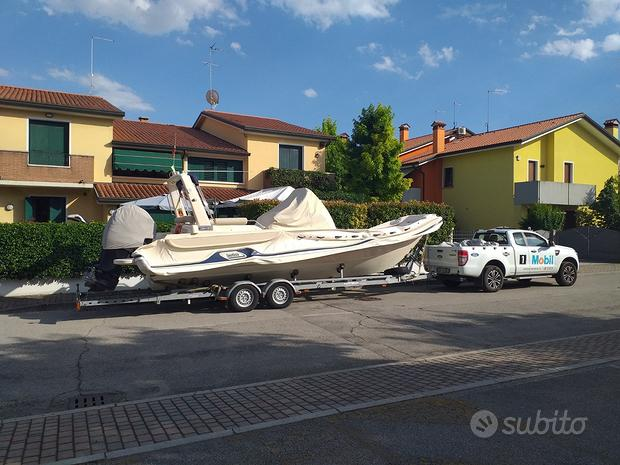 Trasporto gommone , trasporto barca
