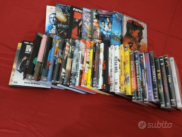 Un bel po' di film in Dvd (prezzo trattabile)