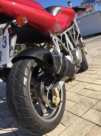 Projsix Titanium Black Ducati Supersport