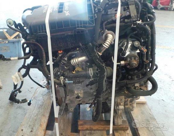 PBL129 Motore Citroen/Peugeot 1.6hdi BHY [14/--]