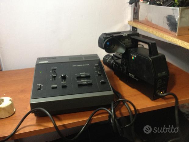Sony vintage trinicon HVC-2000P