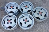 Cerchi in lega Fiat Abarth Pirelli R14