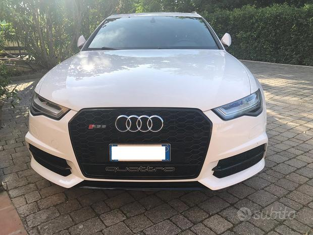 Griglia audi a6 s6 rs6 a7 s7 rs7