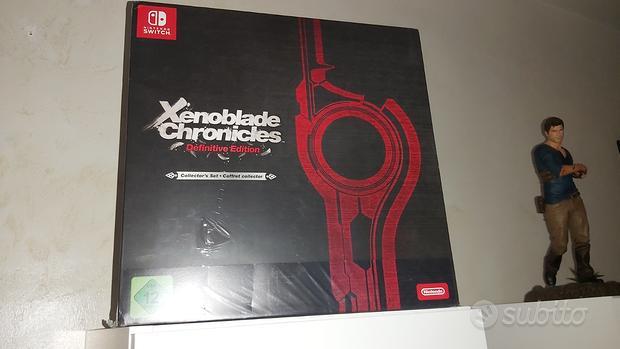 Xenoblade chronicles definitive edition nintendo s