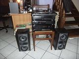 Impianto stereo hifi completo