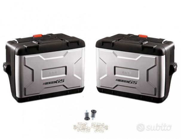 Bmw r1200gs k25 valigie vario