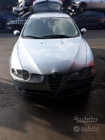 Alfa 147 prima serie 1600 twin spark ricambi