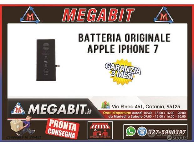 Batteria Iphone 7 Apple