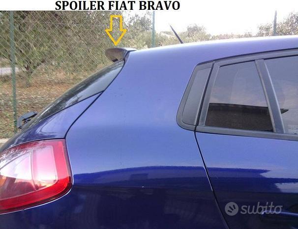 Spoiler Alettone posteriore fiat Bravo dal 2007