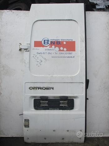 Porta post. batt. sx citroen jumper 2003 frg 5 p