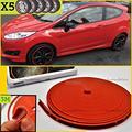 Protezione CERCHI in lega Ford Rosso Copri Bordo