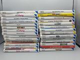 Lotto videogiochi giochi Wii inclusi mario