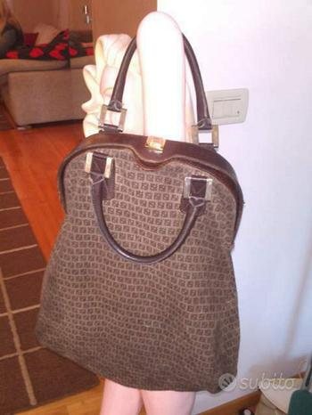 Fendi borsa da donna vintage bag originale