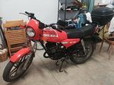 Gilera tg2 125cc