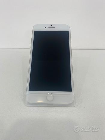 IPhone 8 256GB Silver Ricondizionato Grado A+