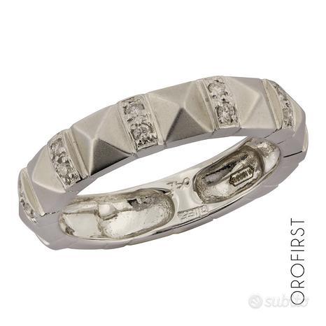 Anello Bliss Originale oro e diamanti
