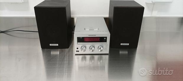 Mini Stereo Hi-Fi Kenwood