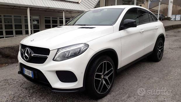 Mercedes-Benz GLE 350 d 4Matic Coup Premium