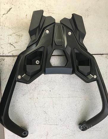 Portapacchi nero BMW R1200-1250GS