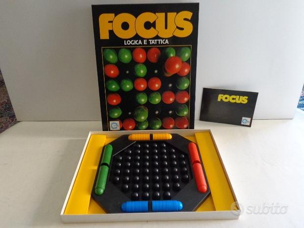 Focus - Logica e tattica - Mondadori 1981
