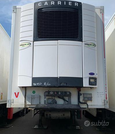 "Semirimorchio frigo ""SAMRO"" 2011 (ATP-FRC 3 ANNI)"