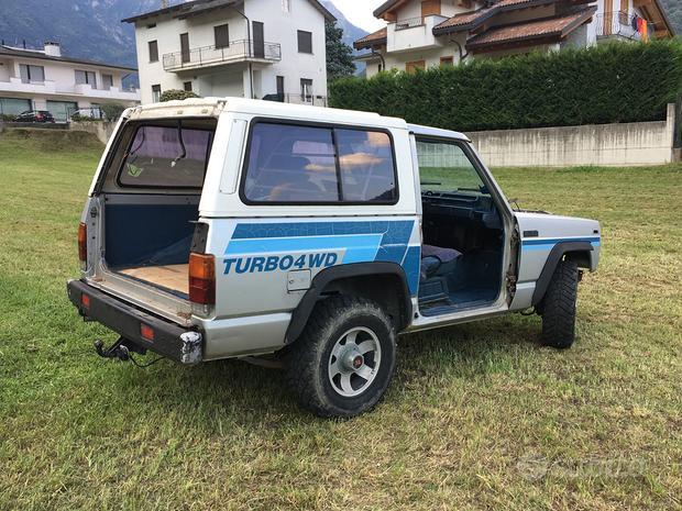 Nissan Patrol Hardtop 2.8 e 3.3 turbo