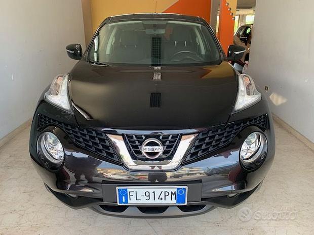 Nissan Juke 1.6 GPL Eco Acenta GPL DI SERIE 52000K