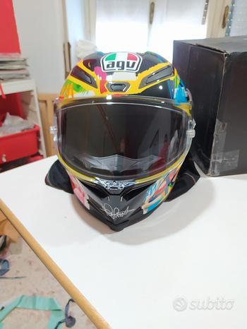 Casco Valentino Rossi