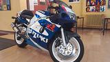 Suzuki GSX R 600 - 2000 Iscritta ASI