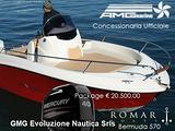 ROMAR Bermuda 570 Open Mercury F40 EFI PRO