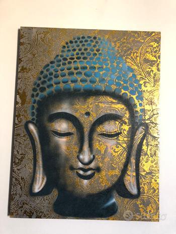 Quadro su tela Buddha