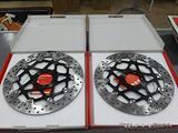 Coppia dischi anteriori flottanti brembo ducati